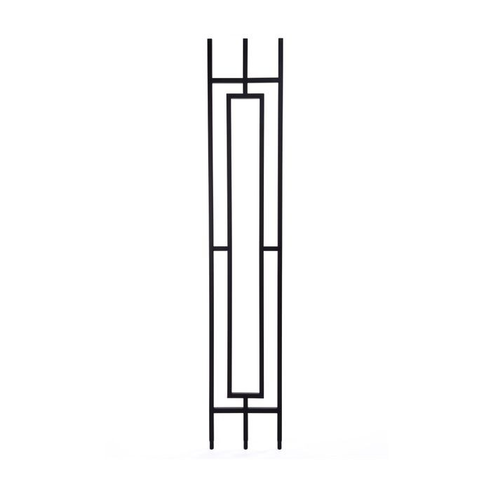 Modern Powder Coated Baluster | Hollow | Rectangles | 1/2in Sq x 44in H | PCB-SPN1 Series