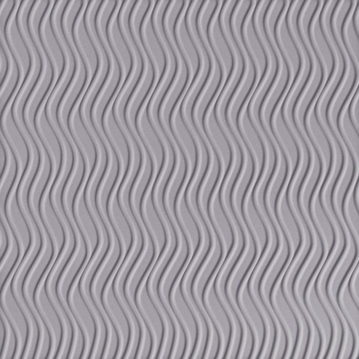 FlexLam 3D Wall Panel | 4ft W x 10ft H | Wavation Pattern | Lavender Vertical Finish