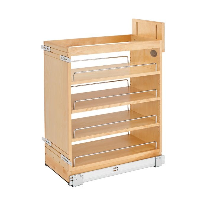 "11"" Base Organizer With Blum Soft Close Slides"