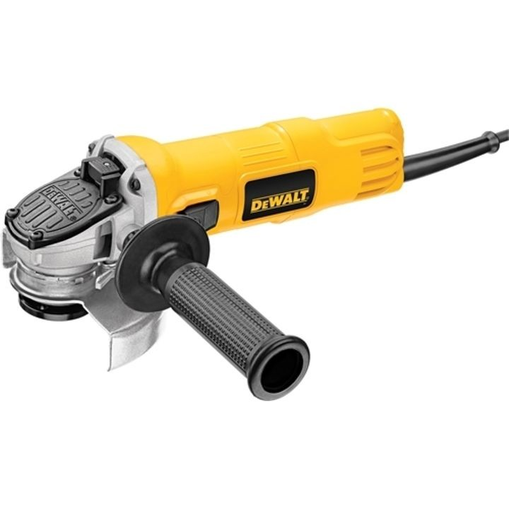 "4 1/2"" Small Angle Grinder With One-Touch Guard"
