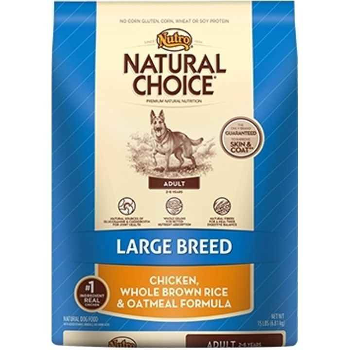 Natural Choice Large Breed Adult Dog Food