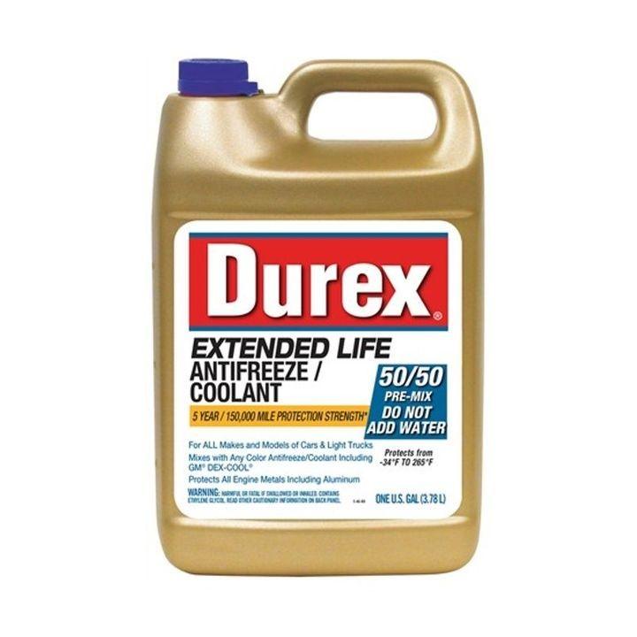 Durex Extended Life Antifreeze/Coolant - 1 Gallon
