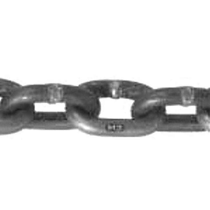 "5/16"" System 7 Grade 70 Carbon Steel Transport Chain - Yellow Chromate"