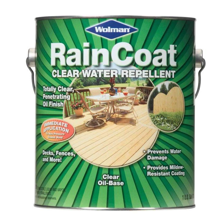 RainCoat Clear Water Repellent