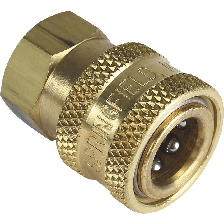 1/4  x 1/4 Inch Quick Connect Pressure Socket
