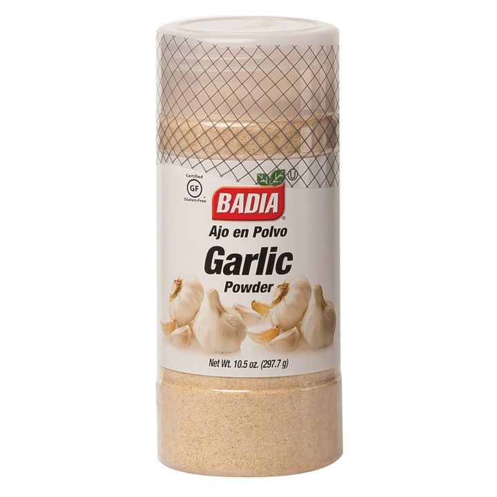 - Garlic Powder - Case Of 12 - 10.5 Oz.