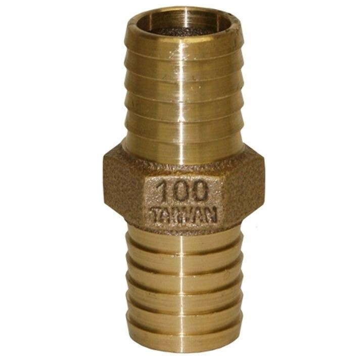 No Lead Bronze Coupling