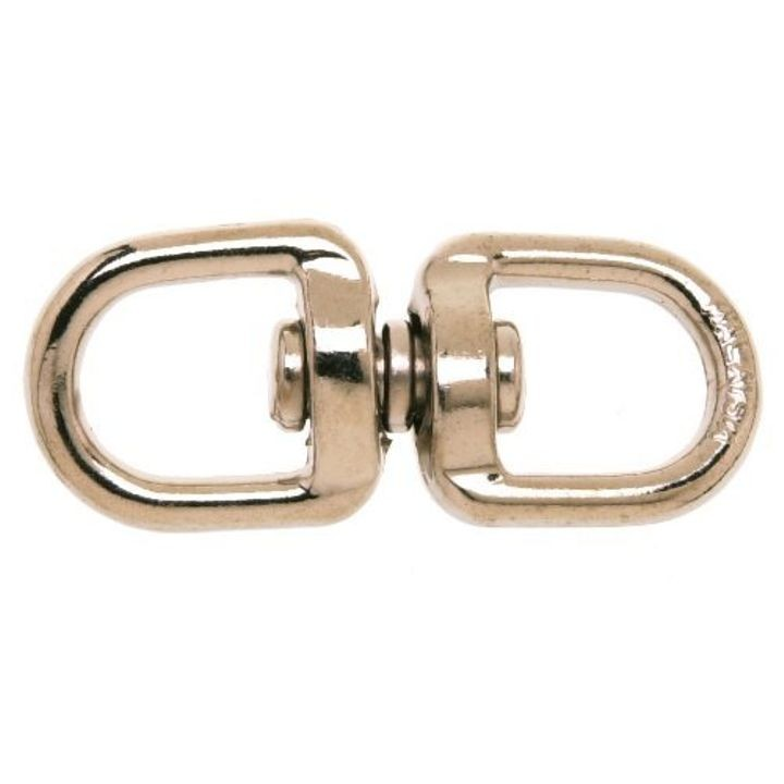 "1"" Double Round Swivel"