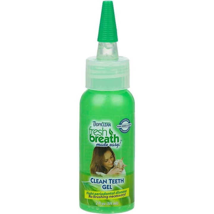 Clean Teeth Gel For Dogs & Cats