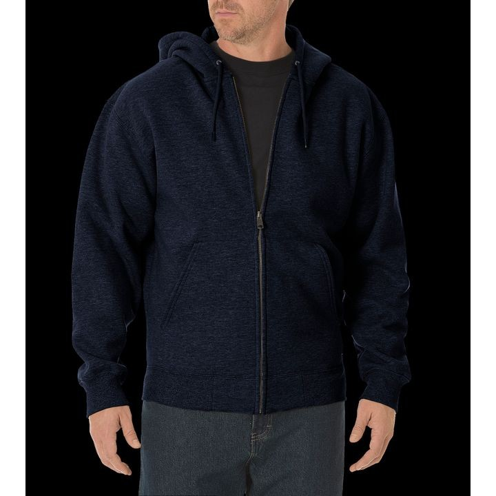 25c2d0c455 Men's Midweight Fleece Full Zip Hoodie | Theisen's Home & Auto