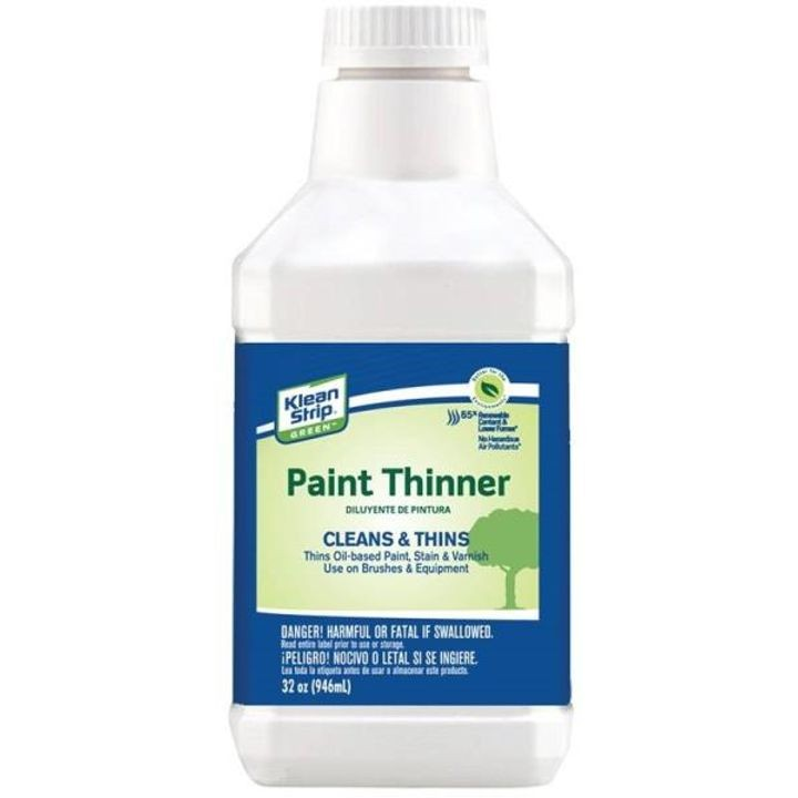1 Quart Paint Clean Tinner