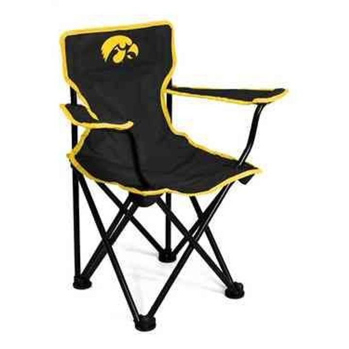 Iowa Hawkeyes Toddler Chair