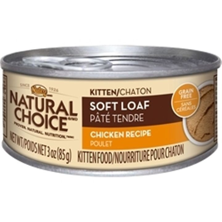 Natural Choice Minced Cat Food - 3oz