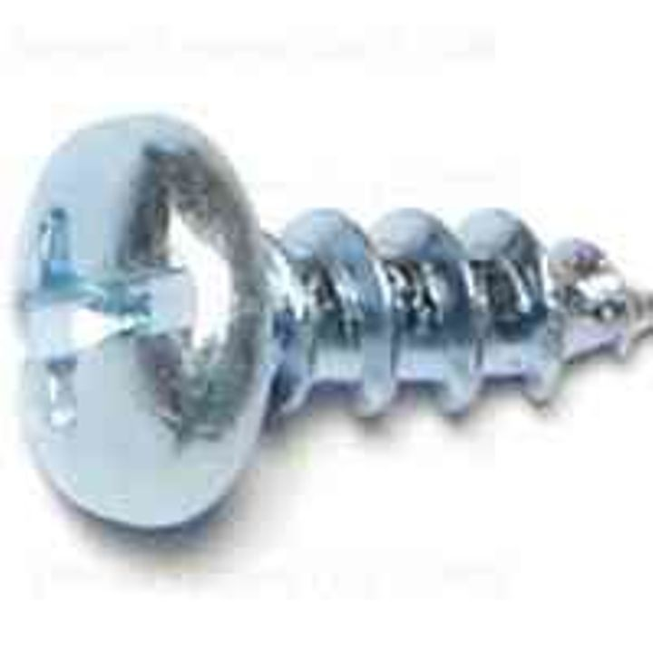 #10 Combo Pan Sheet Metal Screws