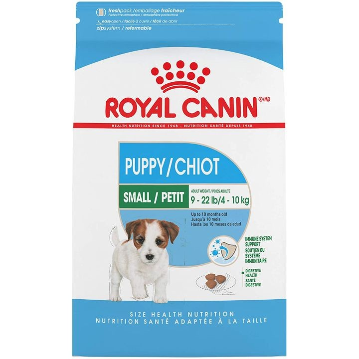 13 Lbs Small Puppy Dry Dog Food