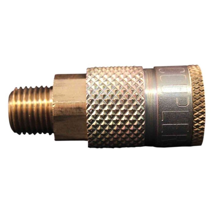 "1/4"" Male T-style Coupler"