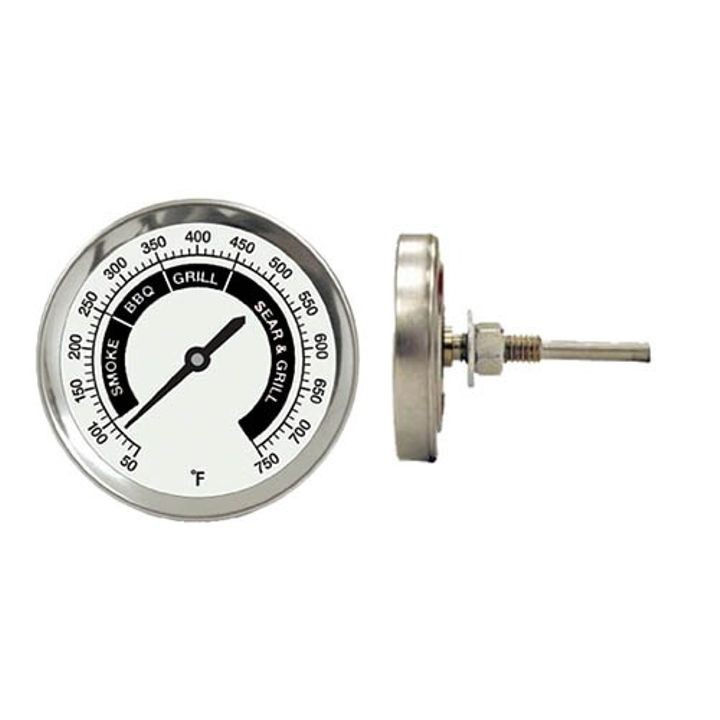 Bolt-On Grill Thermometer