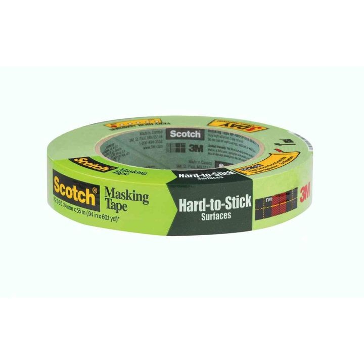 Scotch Painter's Masking Tape For Hard To Stick Surfaces