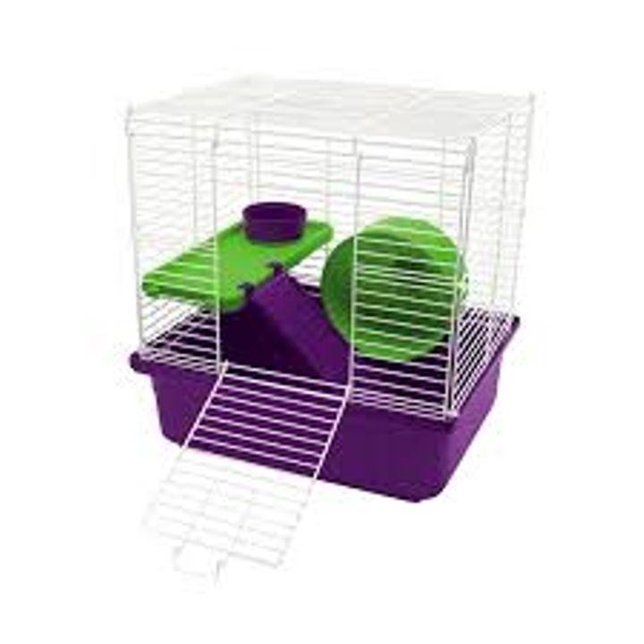 Kaytee My First Home 2 Story Hamster Habitat Theisen S Home Auto