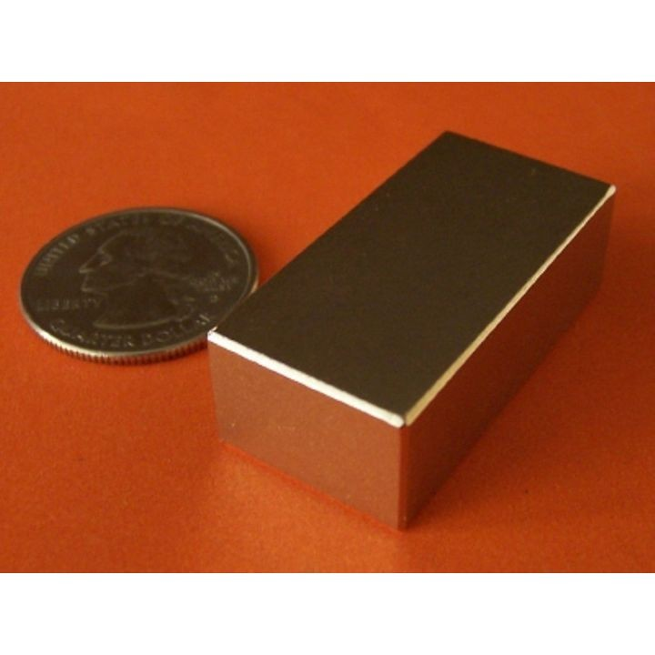 "1/2""X 3""Alnico V Magnets, 3"