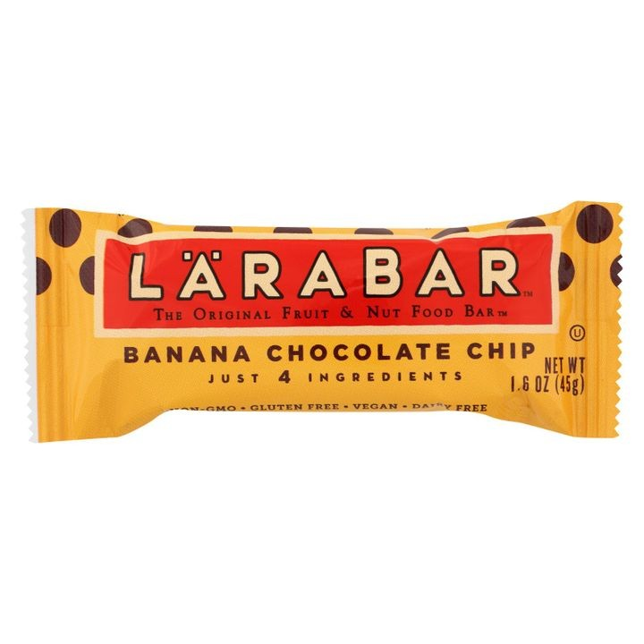 - Bar Banana Chocolate Chip - Case Of 16-1.6 Oz