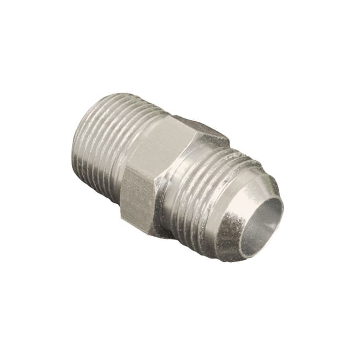 "1/4"" Male JIC x 1/4"" MPT Hydraulic Adapter"