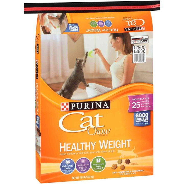 Cat Chow Healthy Weight Cat Food