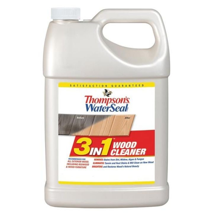 1 Gallon Thompsons Ready-To-Use Deck Cleaner