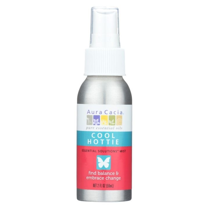 - Essential Solutions Mist Cool Hottie - 2 Fl Oz