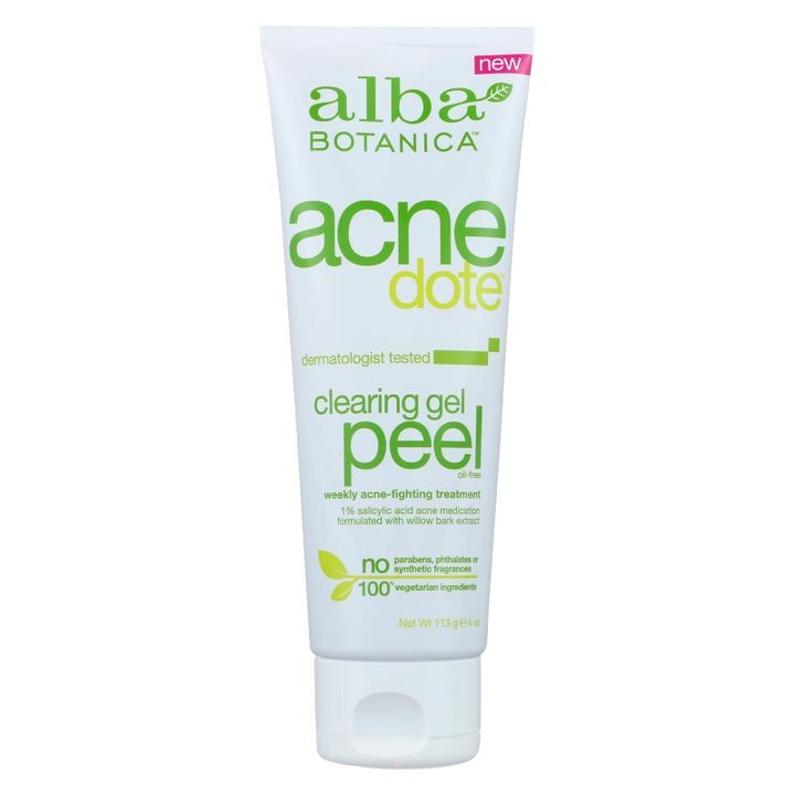 - Peel - Acnedote Cleansing Gel - 4 Oz