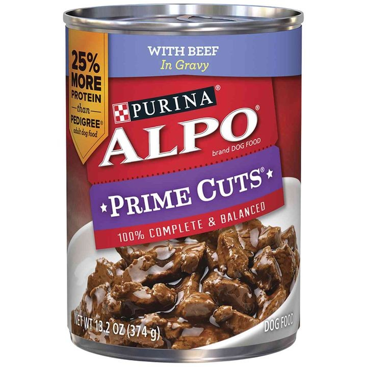 Alpo Prime Cuts Dog Food - 13.2oz