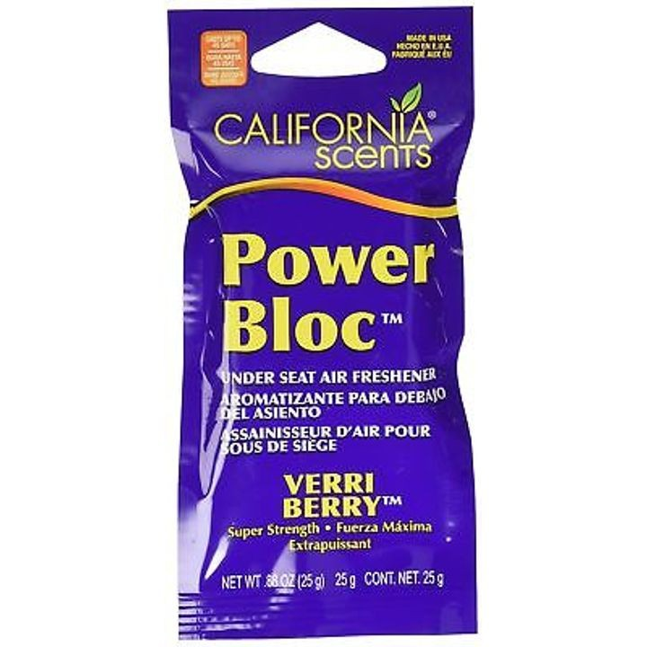 0.88 Oz California Scents Power Bloc