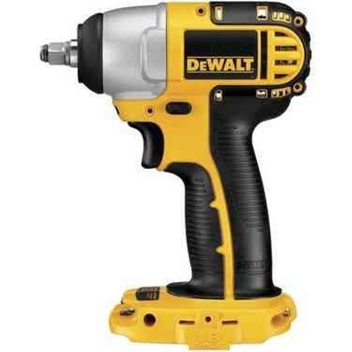18 Volt Cordless Impact Wrench (Tool Only)