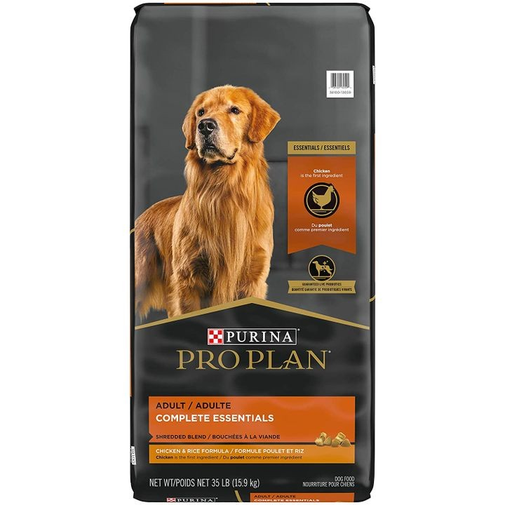 Pro Plan Essentials  Adult Chicken & Rice Formula Dry Dog Food 35 Lb