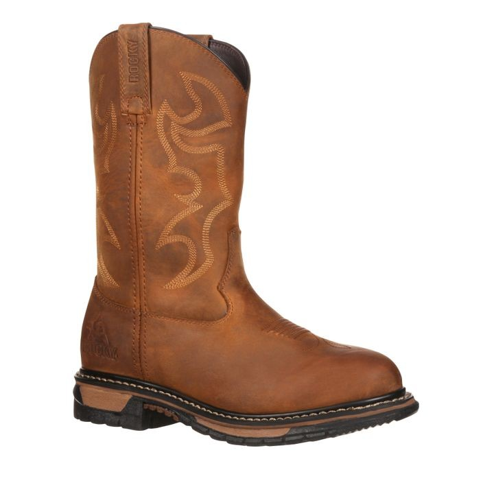 Ladies' Original Ride Waterproof Western Boot