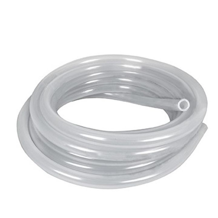 "1/2"" I.D. X 1/8"" Wall Eva Tubing Shrink Wrapped Coil W/ Label 25'"