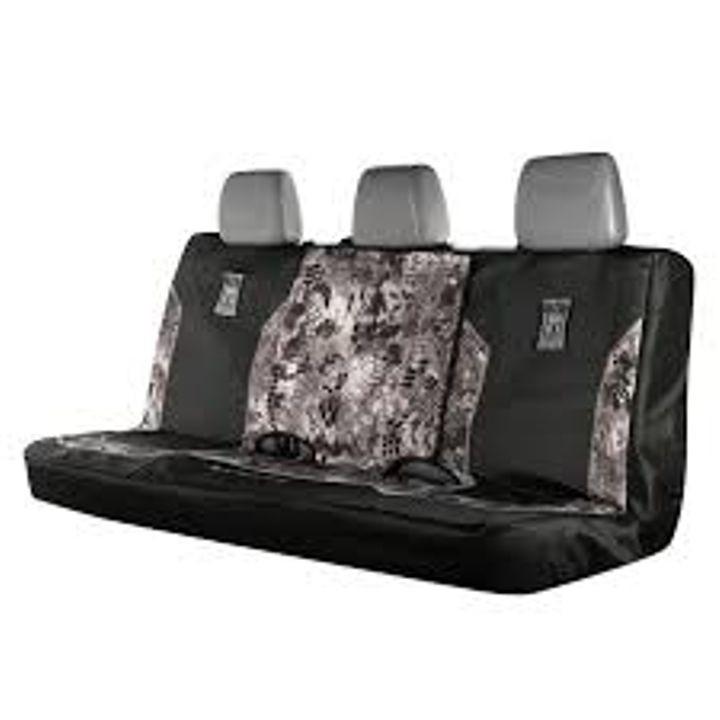 Patriot Warrior Kryptek Full Bench Seat Cover
