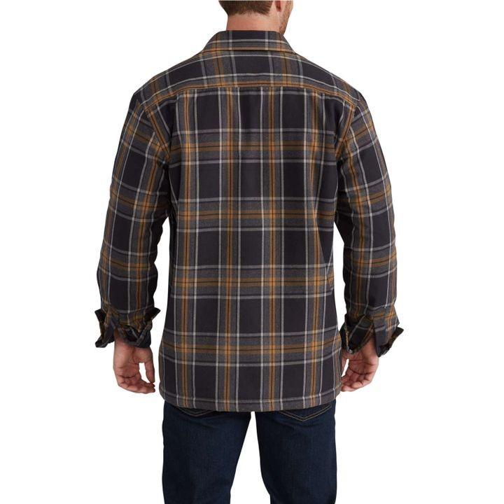 ... Men s Hubbard Sherpa Lined Flannel Shirt Jacket 8846a7c1b16