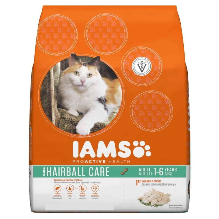 Proactive Health Hairball Care Cat Food