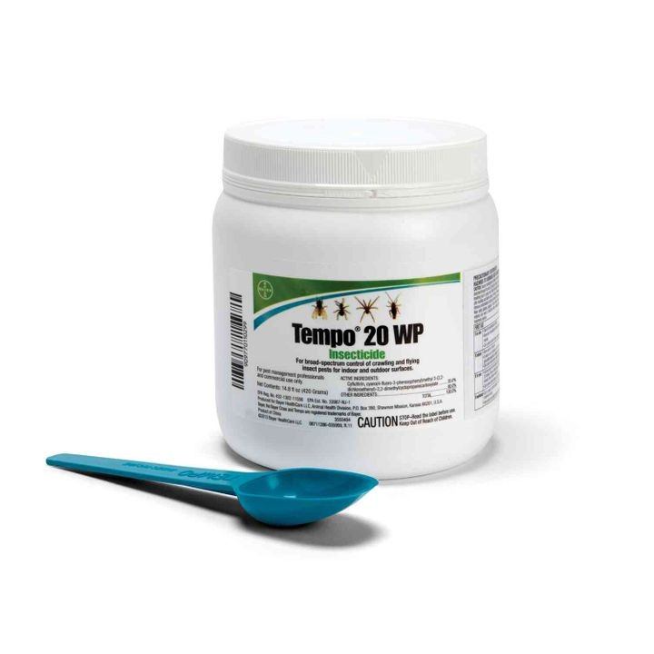 Tempo Wettable Powder Insecticide