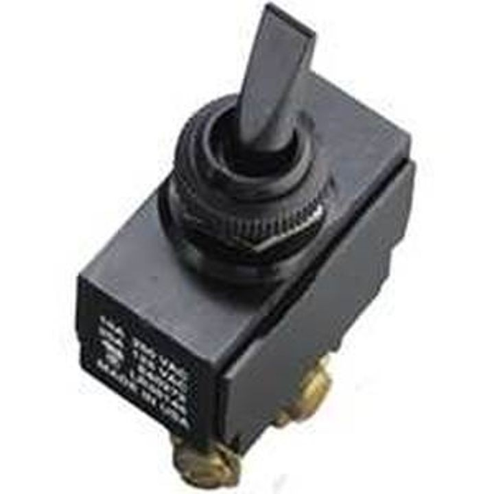 1 P Heavy Duty Toggle Switch 125/277 VAC, 20/10 A