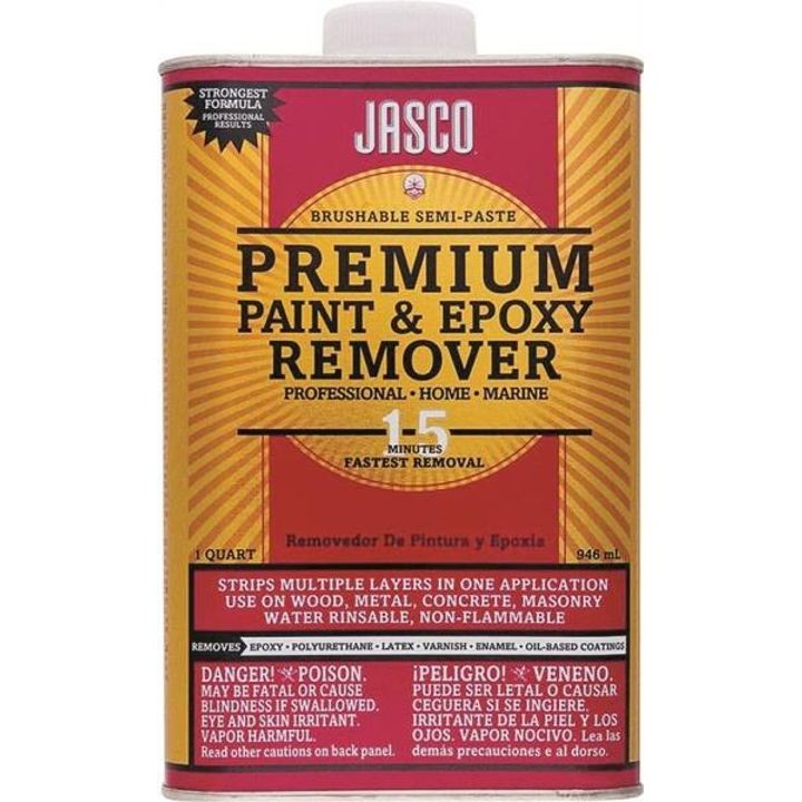 1 Quart Jasco Premium Paint And Epoxy Remover