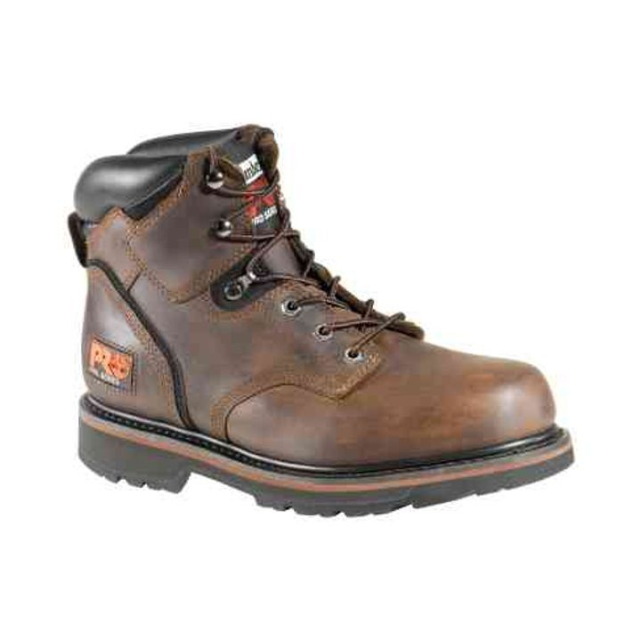 "Men's Pit Boss 6"" Soft Toe Work Boots"