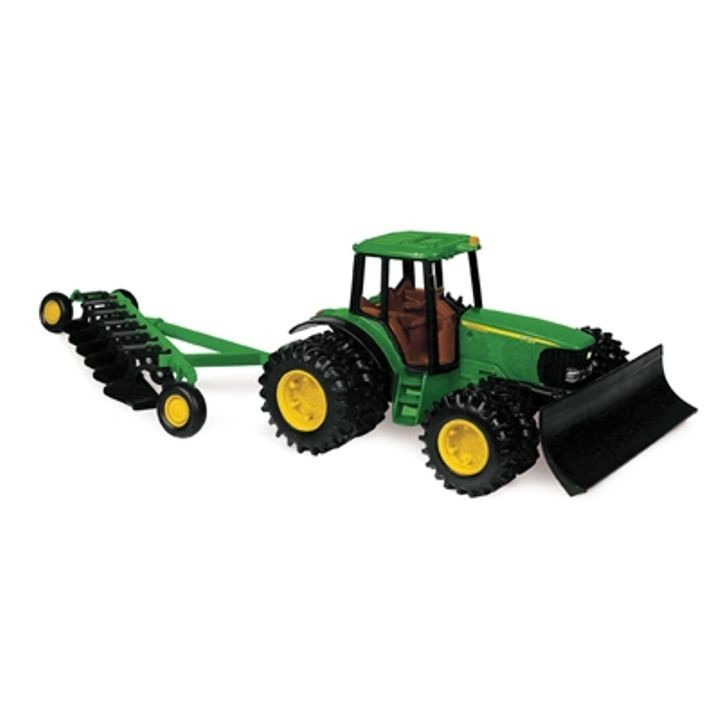 7420 Tractor with Plow