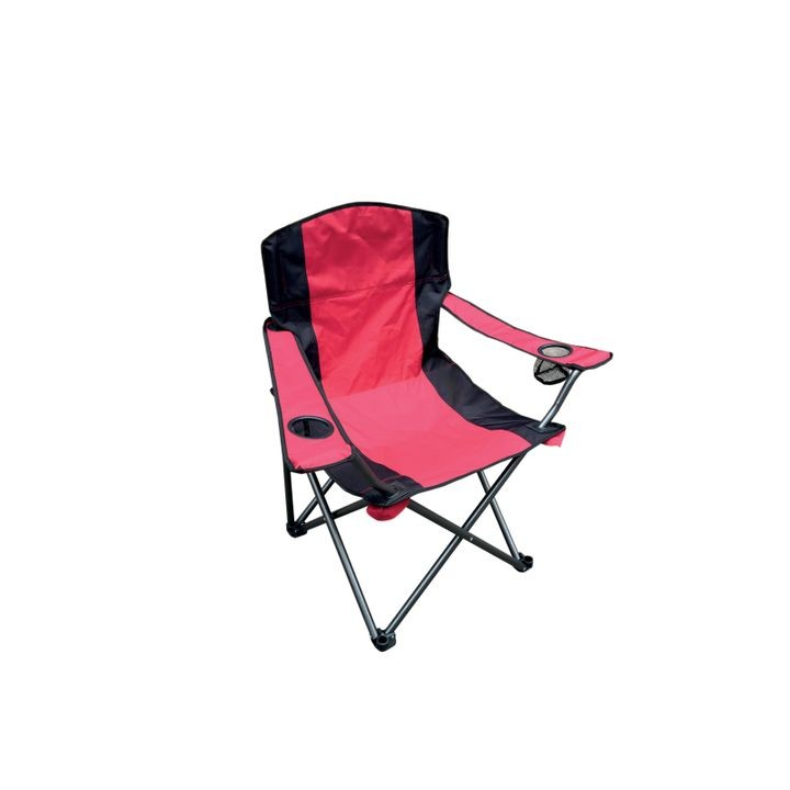 Red & Black Camping Chair