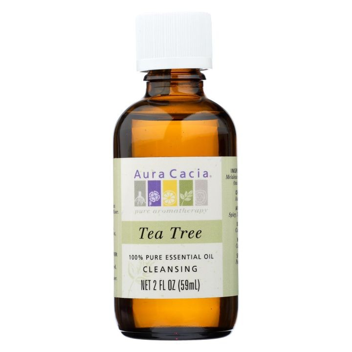- 100% Pure Essential Oil Tea Tree Cleansing - 2 Oz