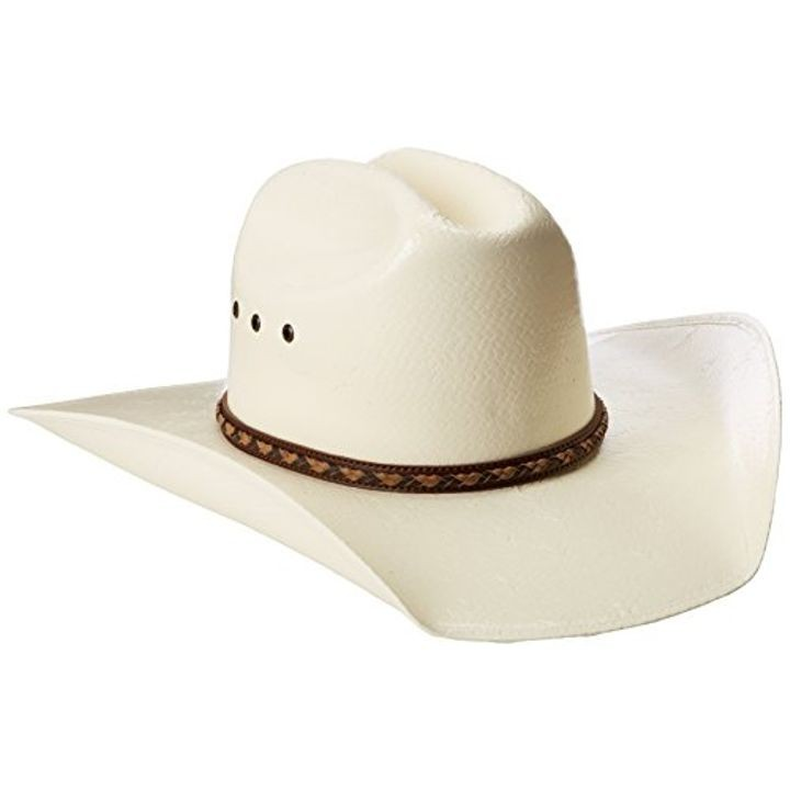 ac728b11ba9 Men s 10X Morgan Cowboy Style Straw Hat
