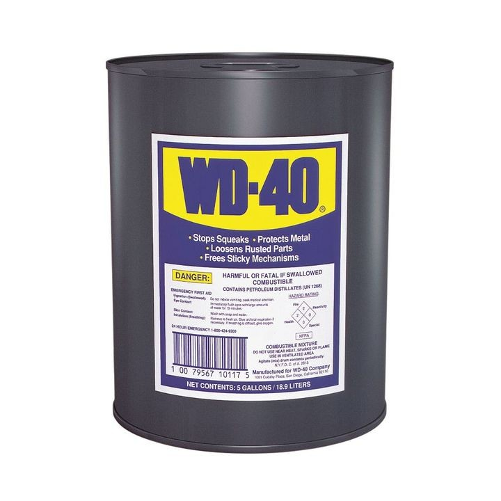 5-Gallon WD-40