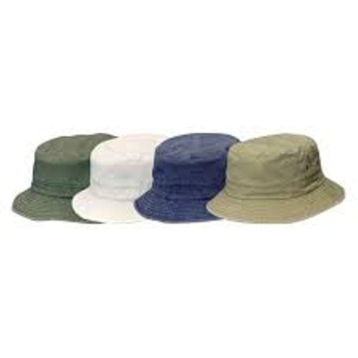 Dorfman-Pacific. MFR   C835-ASST  Item    88826138. Kids  Assorted Twill  Bucket Hats 51585d62ce11