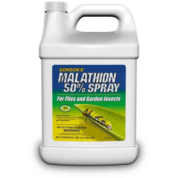 Malathion 50% Spray, 1 gallon